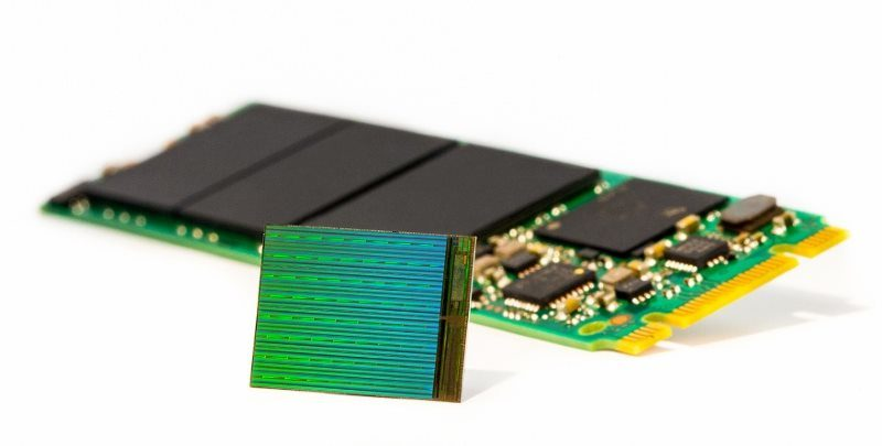 Intel - Micron 3D NAND flash