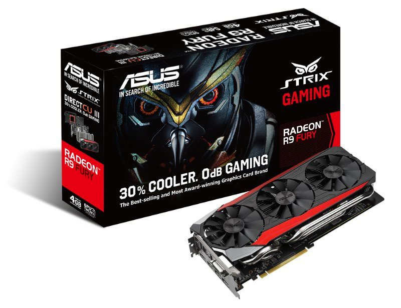 ASUS Strix R9 Fury
