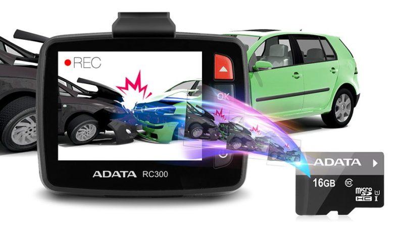 Camera auto ADATA RC300