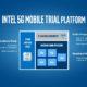 Platforma 5G de la Intel