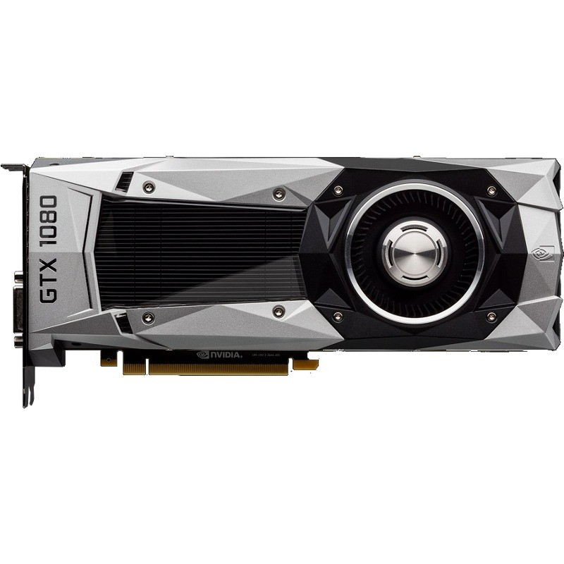 GeForce GTX 1080 - Founders Edition