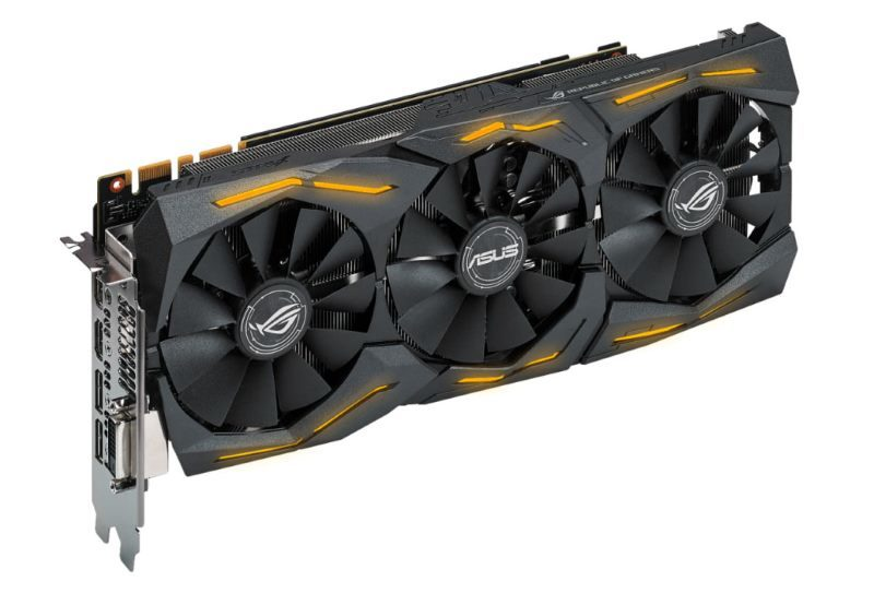 ASUS Strix GeForce GTX 1070