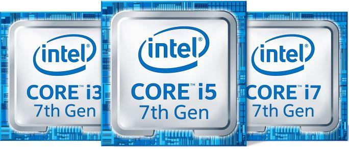 Intel Core - generația a șaptea