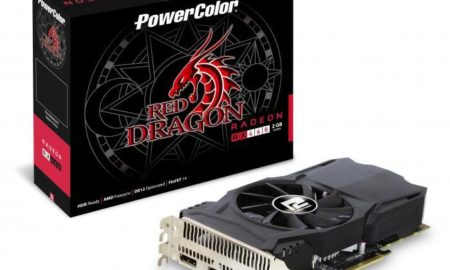 PowerColor RX460