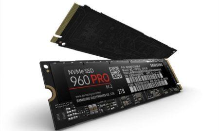 SSD Samsung 960 PRO