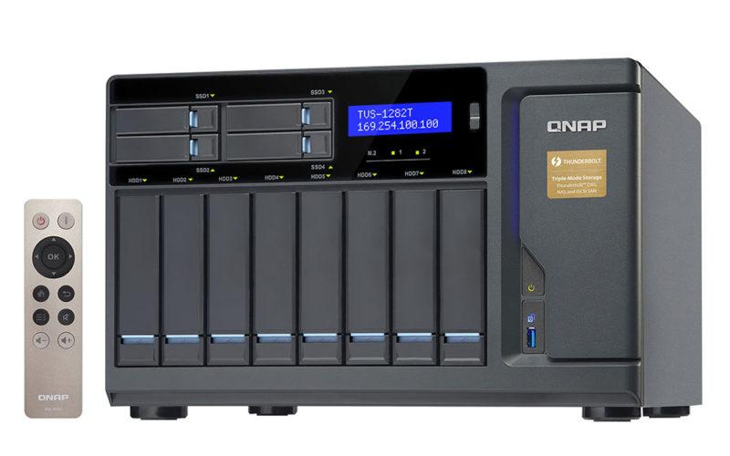 NAS QNAP TVS-x82T