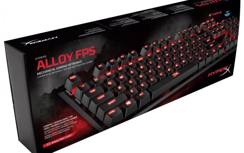 FPS HyperX Alloy