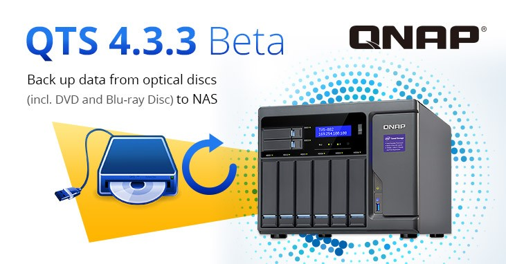 QTS 4.3.3 Beta