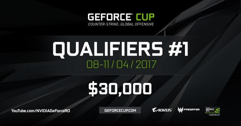NVIDIA GEFORCE CUP