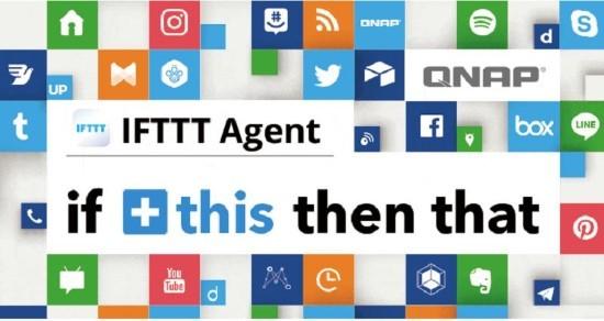 QNAP IFTTT Agent