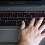 ASUS ROG Strix GL702V - detaliu tastatură