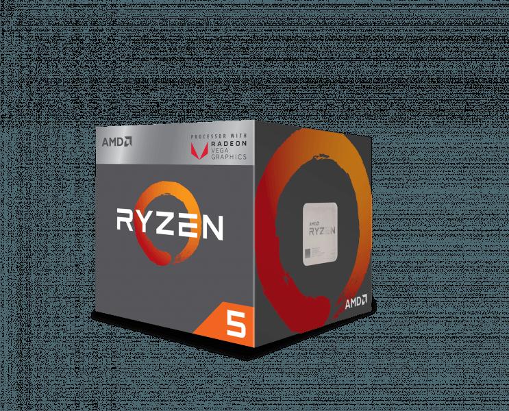 AMD Ryzen 5 Vega
