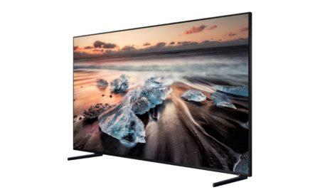 Primul televizor Samsung cu rezoluție 8K