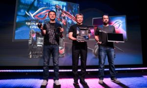 ASUS Republic of Gamers la Gamescom 2019
