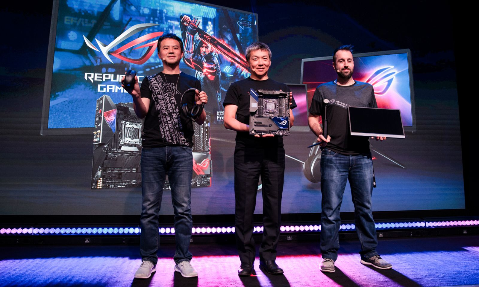 ASUS Republic of Gamers la Gamescom 2019