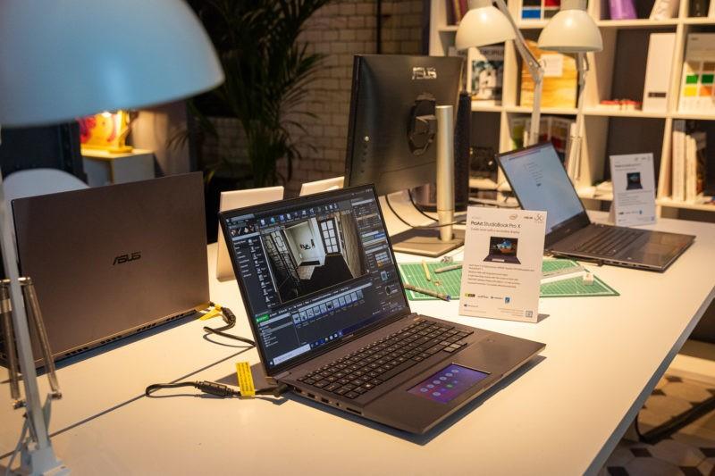 ProArt StudioBook Pro X