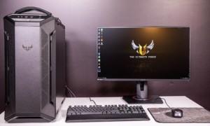 PC Build TUF Gaming pentru jocuri