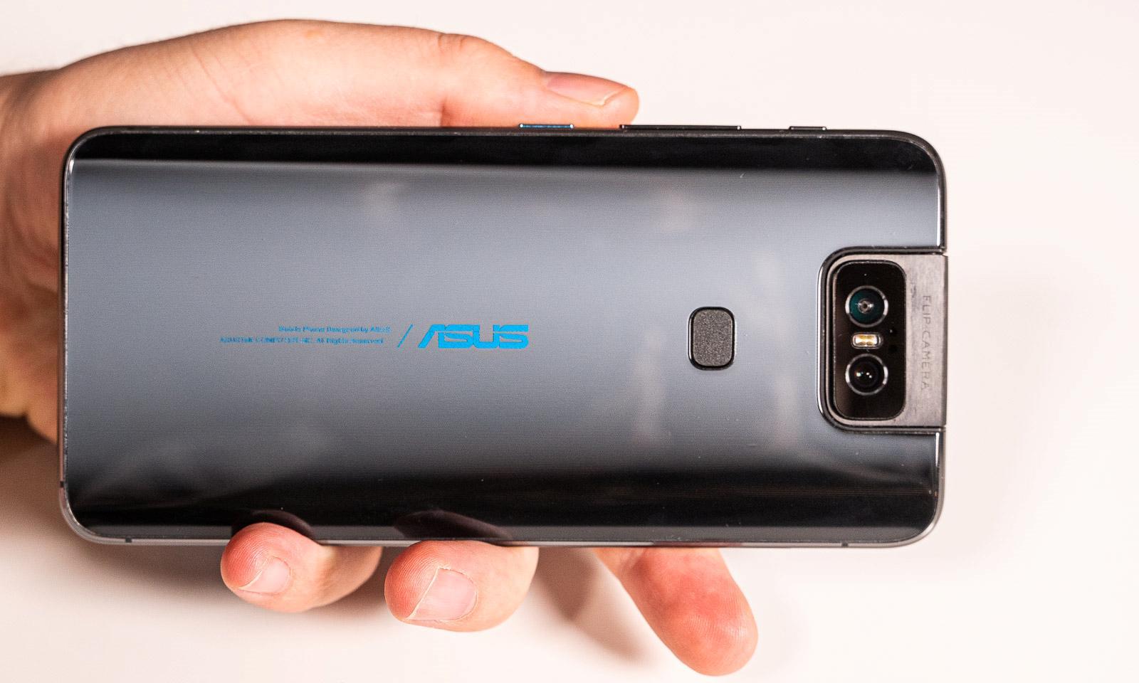ZenFone 6 - spate