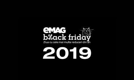 Black Friday 2019 la eMAG