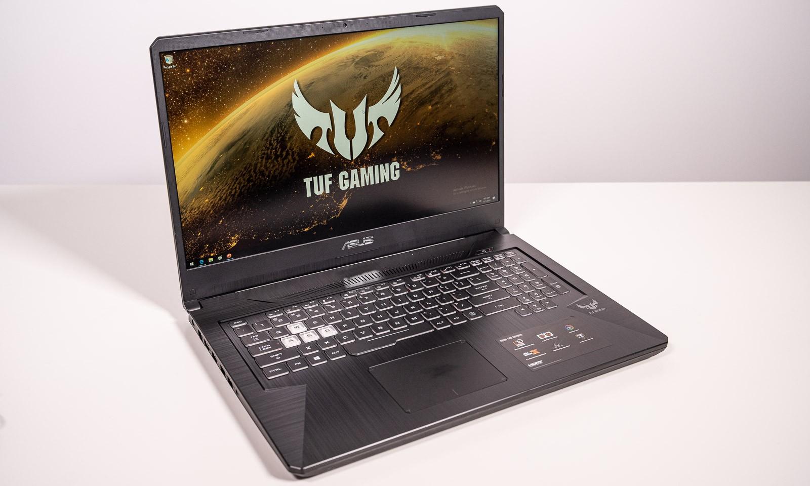 Laptopul de gaming ASUS TUF Gaming FX705DU