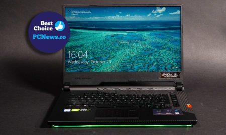 Laptop de gaming ROG Strix SCAR III G531GW