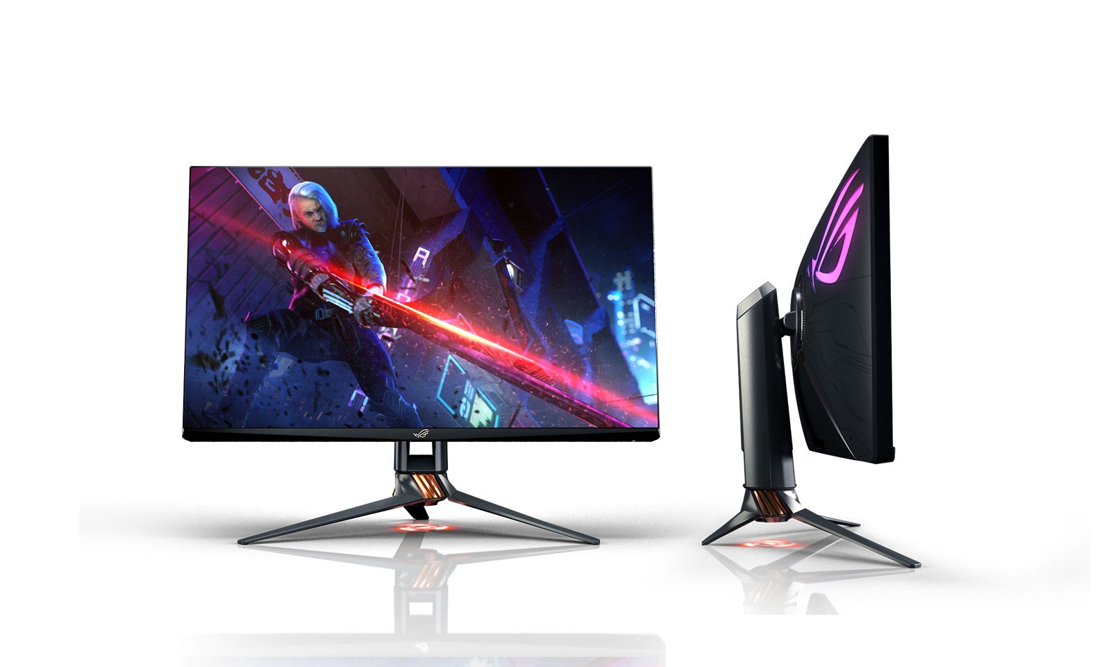 Monitorul de gaming ROG Swift PG32UQX