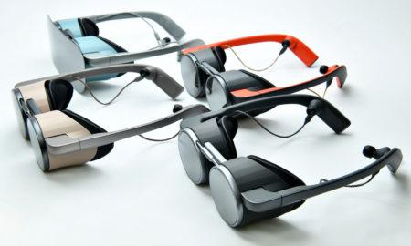 Ochelarii VR HDR de la Panasonic