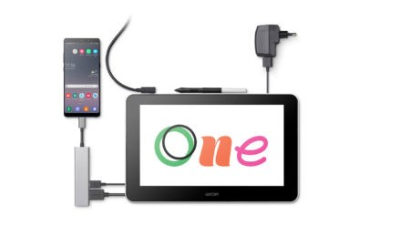 Tableta grafica Wacom One