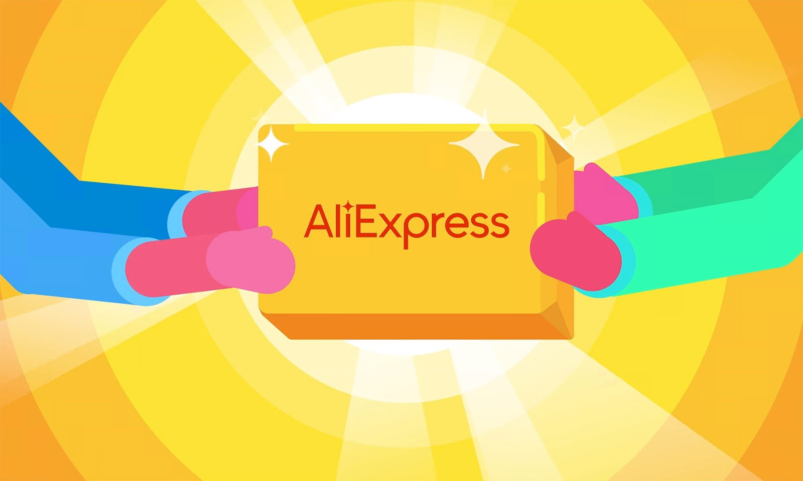 Colete de la AliExpress