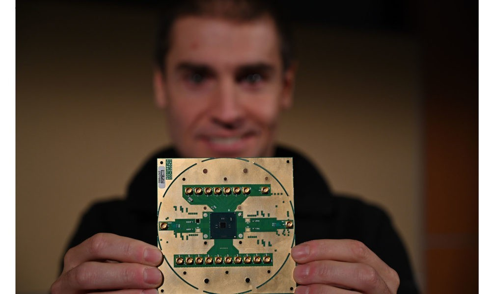 Stefano Pellerano, inginer principal la Intel Labs