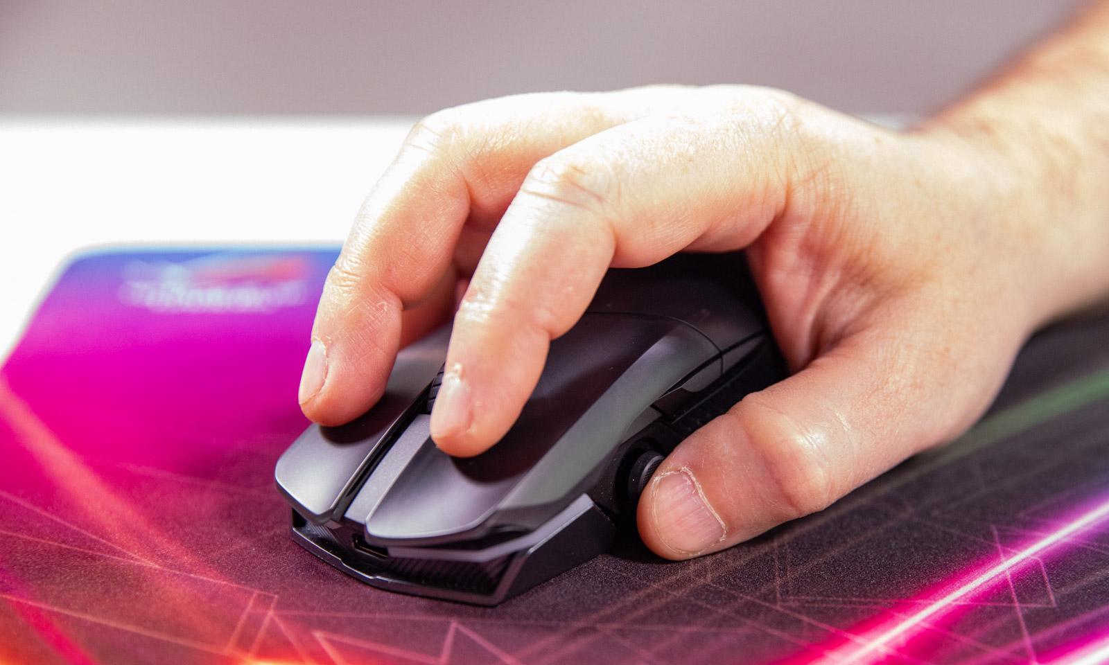 Mouse de gaming ROG Chakram
