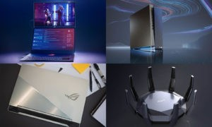 Produsele ASUS au câștigat 13 premiii iF Design Awards