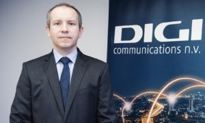Serghei Bulgac, CEO Digi Communications