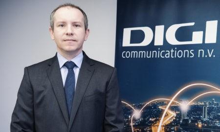 Serghei Bulgac, CEO Digi Communications