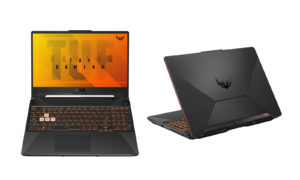 Laptop ASUS TUF Gaming A15 Bonfire Black