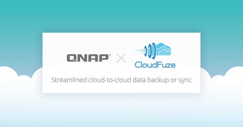 QNAP Systems și CloudFuze
