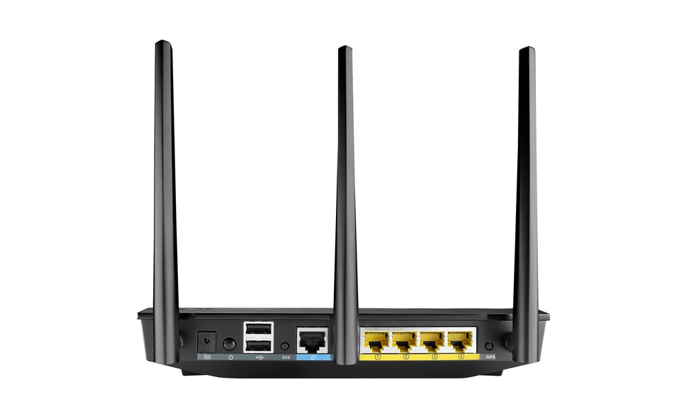 Router wireless ASUS RT-AC66U