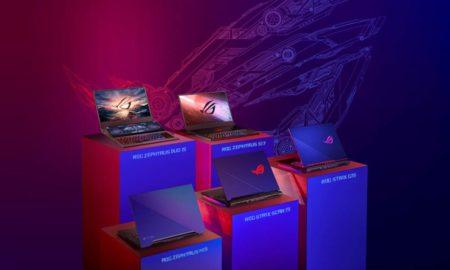 Republic of Gamers anunță linia de laptopuri de gaming cu procesoare Intel Core H
