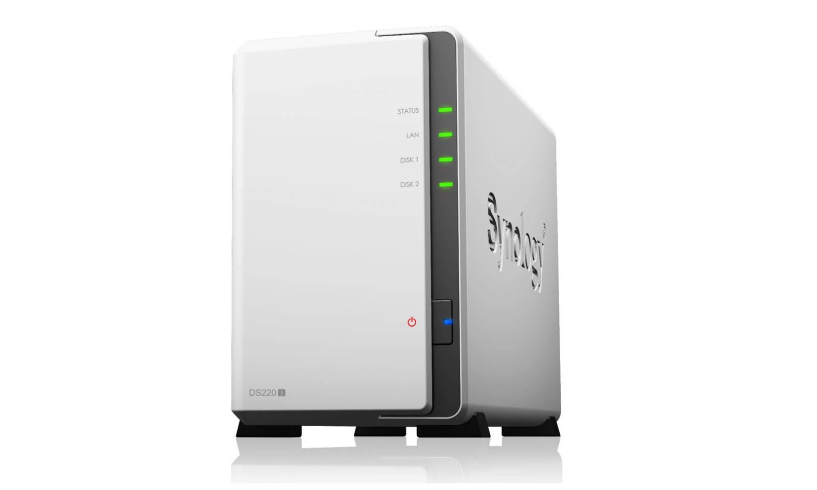 Synology lansează DiskStation DS220j