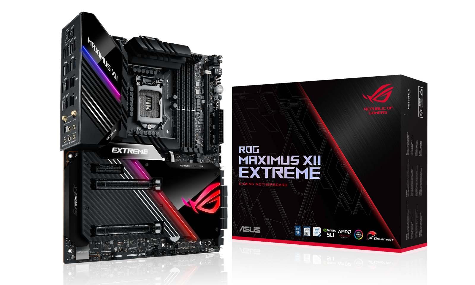 ROG Maximus XII Extreme