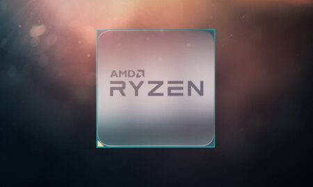 Chip AMD Ryzen