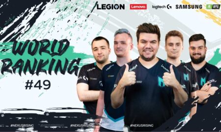 Echipa de esports Nexus Gaming