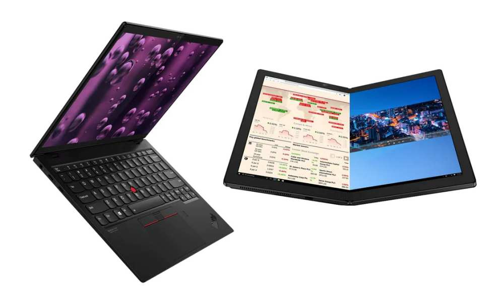 Lenovo ThinkPad X1 Nano și ThinkPad X1 Fold