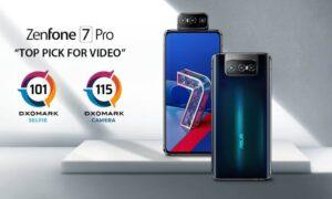 ASUS ZenFone 7 Pro în DXOMARK