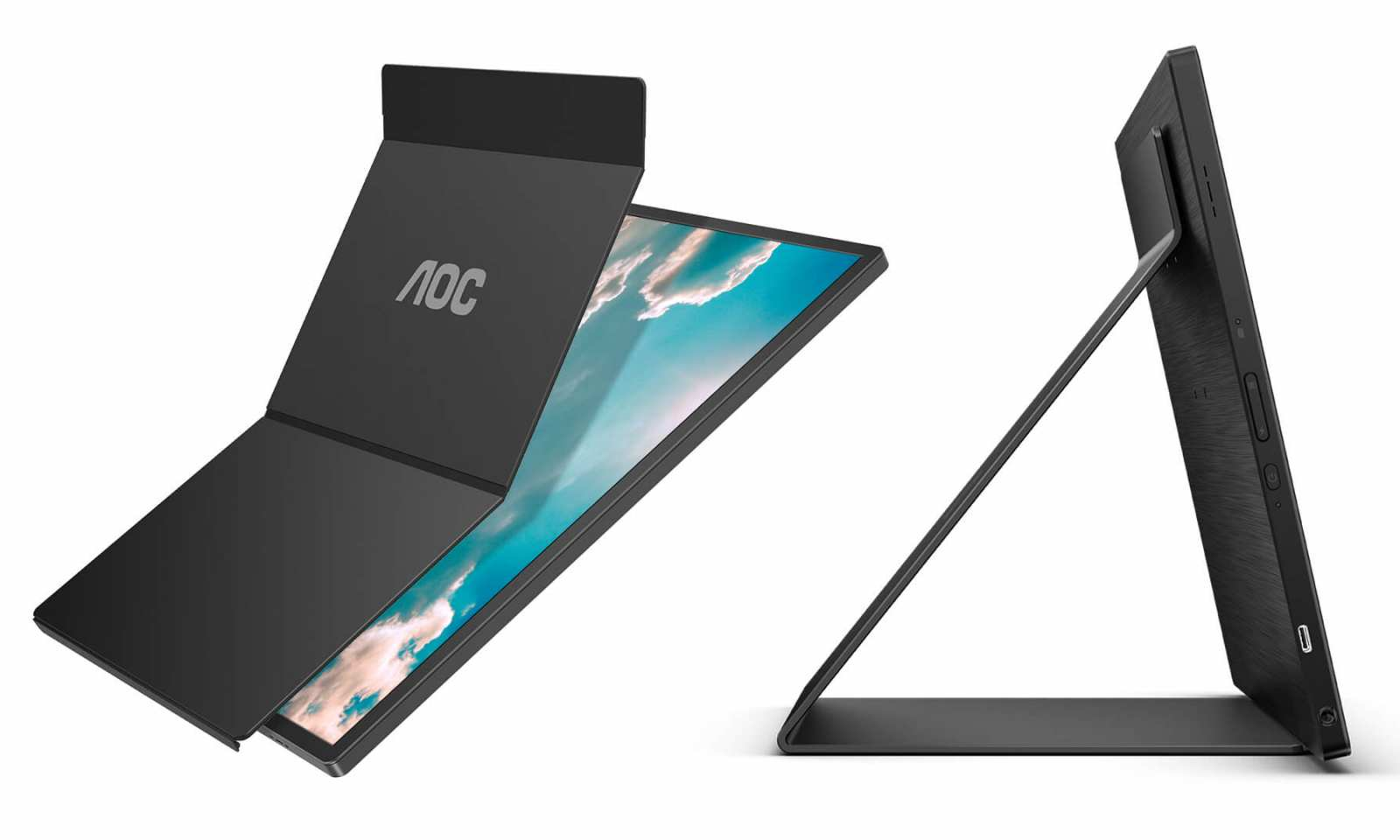 Monitor portabil AOC 16T2