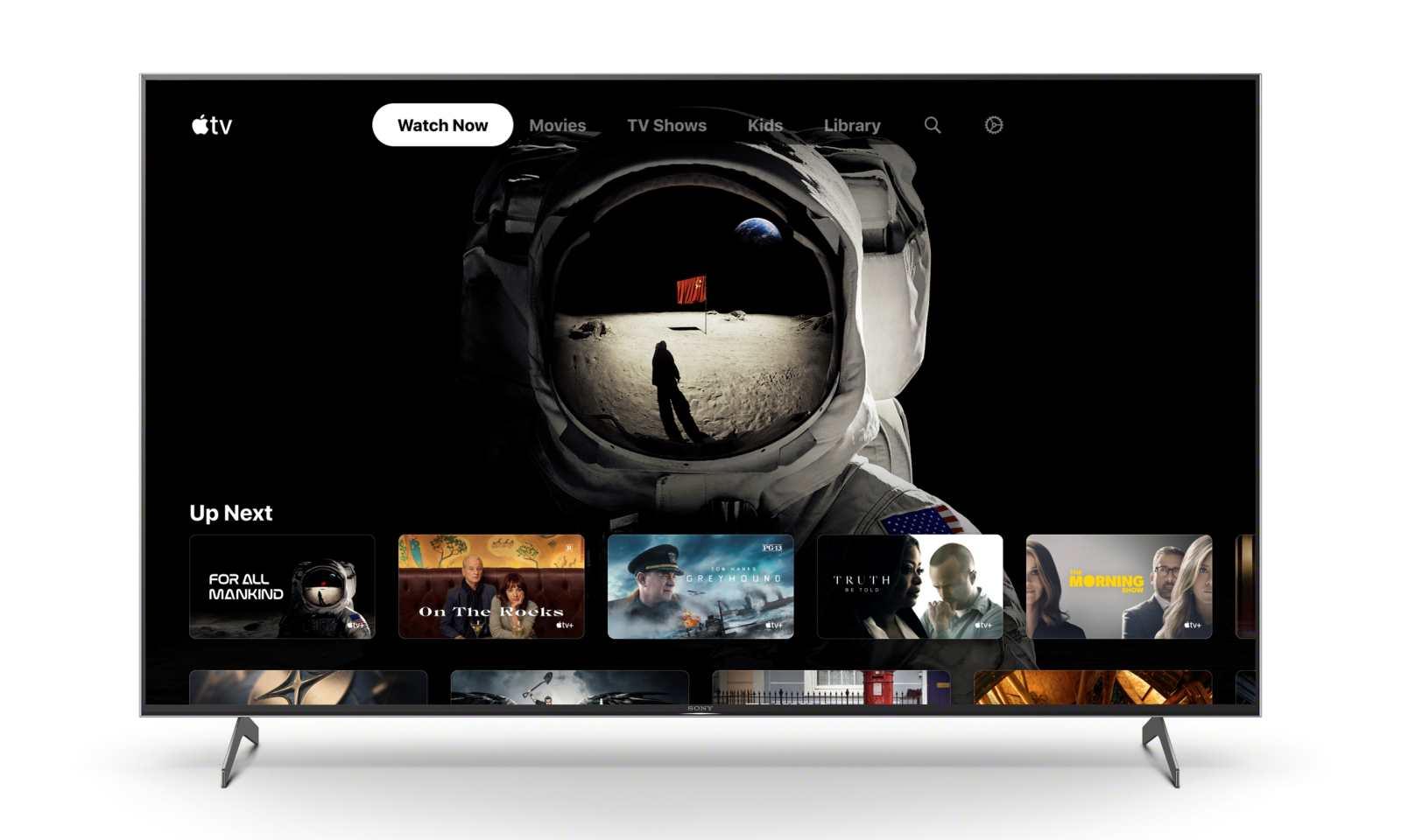 Sony integrează Apple TV