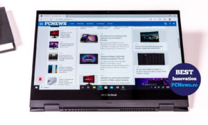 Preview laptop ZenBook Flip S UX371