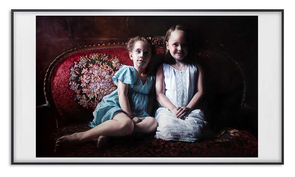 Chloe și Emma - Barbora Kyslikova