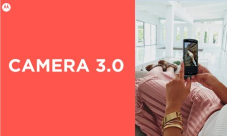 Motorola lansează aplicația Moto Camera 3.0