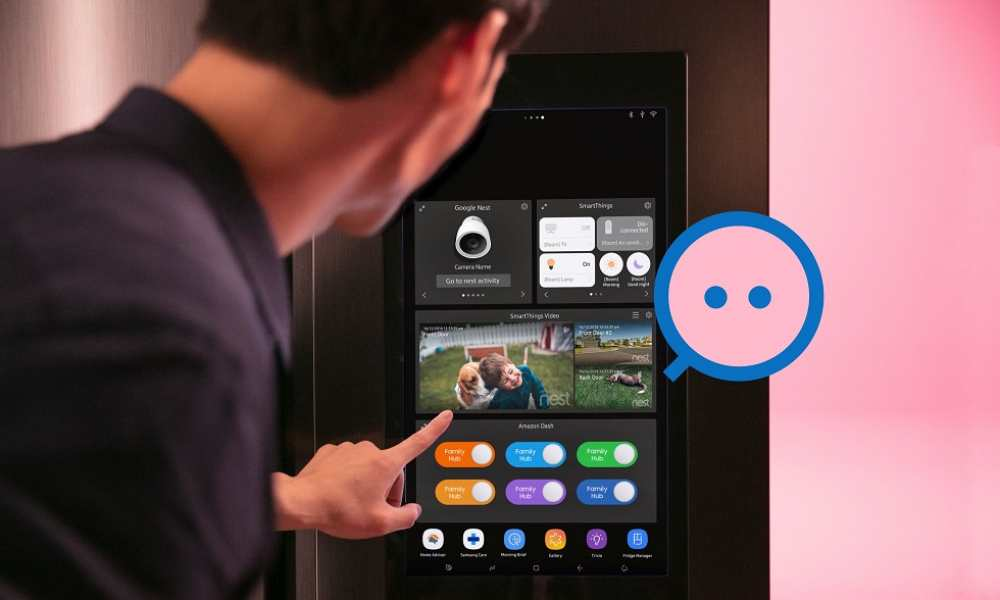 Samsung SmartThings integrează Google Nest